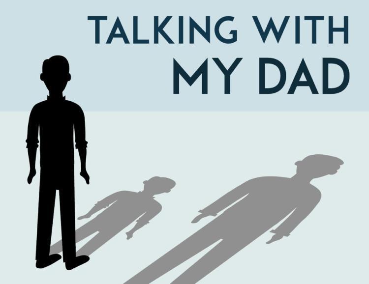 talking poster