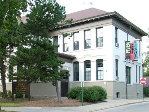 The Noyes Cultural Arts Center