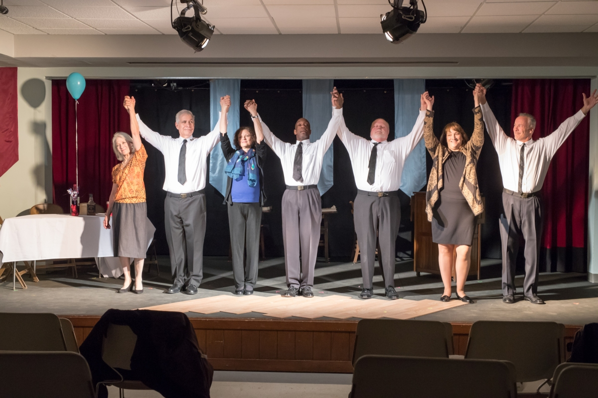 Come to see The Institute. Buy your tickets today.
