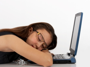 Falling asleep on the job? Maybe snoring is waking you up at night. Try the SnoreReport app to find out.